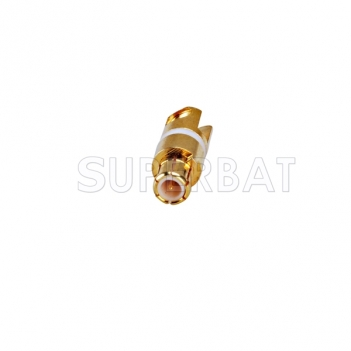 MCX Plug Male Connector Straight Solder