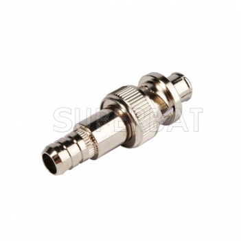 SHV Plug Male Connector Straight Crimp for LMR-300