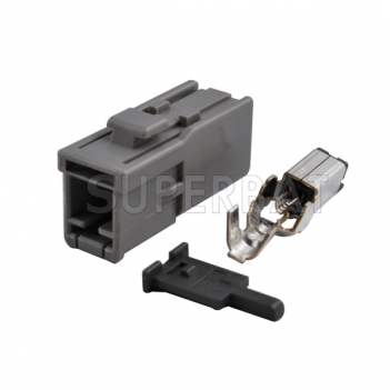 GT5-1S Jack Female Connector Straight for RG316