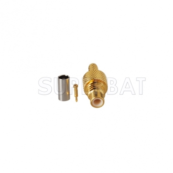 SMC male Jack crimp for RG316 RG174 cable