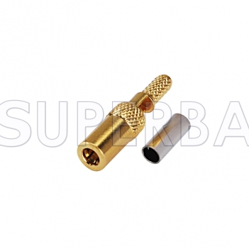 1.6/5.6 Jack Female Connector  Right Angle None