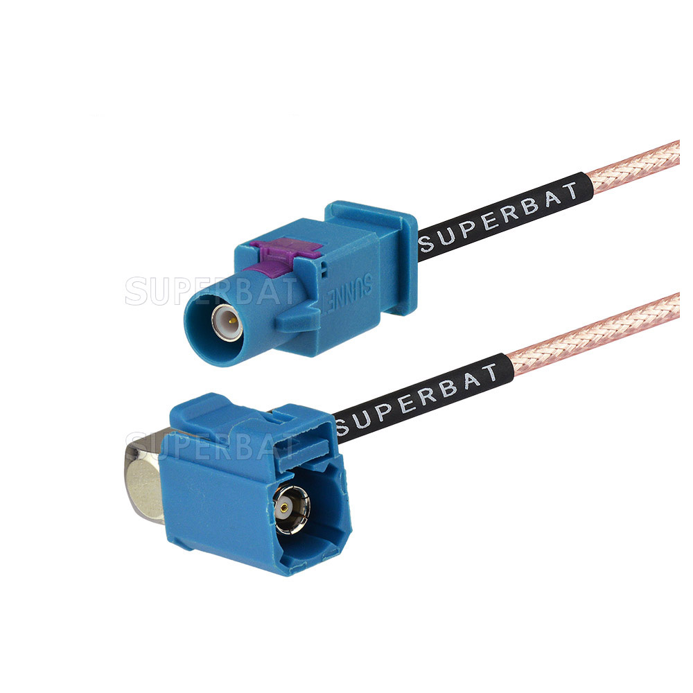 Automotive Wiring Connector Types Solutions Harness Connectoramp Terminal Fakra Z Type Jack Right Angle Amp Electrical