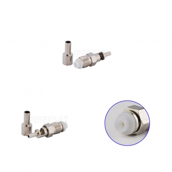 Jack FME connector for RG316 coaxial cable made in china