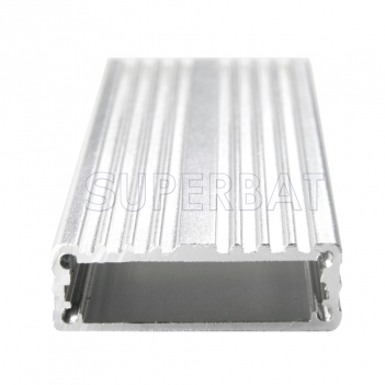 Aluminum Enclosure Split Body 43mm*14mm*110mm (W*H*L)
