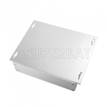 Aluminum Enclosure Split Body 205mm*50mm*110/160mm (W*H*L)