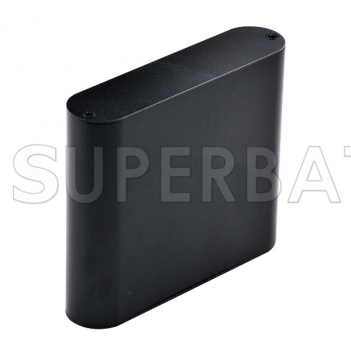 Aluminum Enclosure Case Tube 90mm*28mm*108mm(W*H*L)