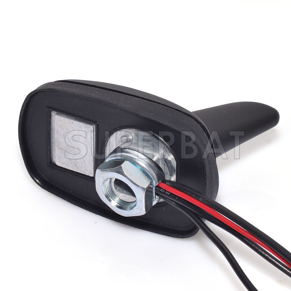 Dab Fm Car Amplified Aerial With Gps Roof Mount Dab Car