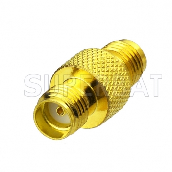Superbat SMA female to SMA Female Straight medium version RF adapter