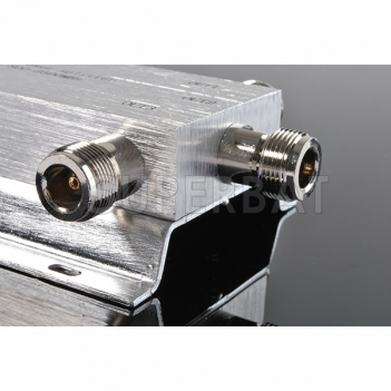 800-2500MHz 3-way Power Divider N female connector