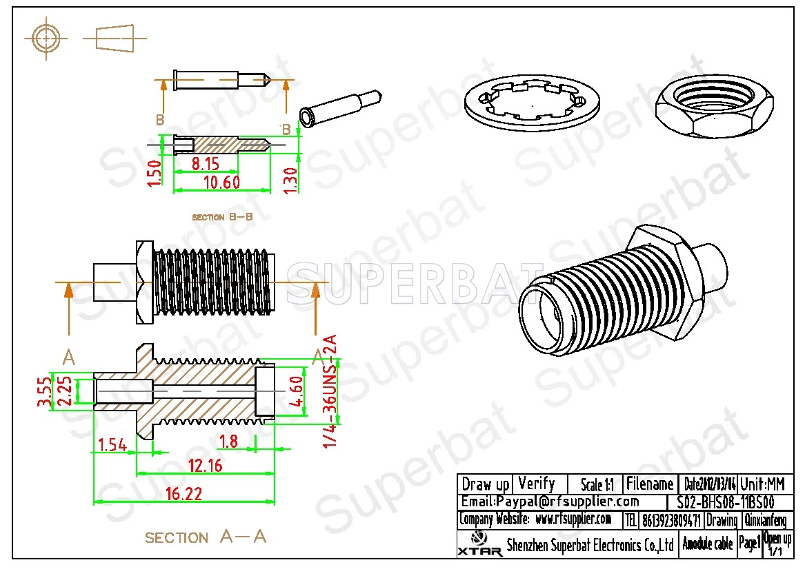Female jack wiring diagram wiring diagrams schematics 1 422 stereo jack wiring diagram sldering wiring diagram rp sma jack male connector straight bulkhead solder for semi rigid 1 422 stereo jack wiring asfbconference2016 Images