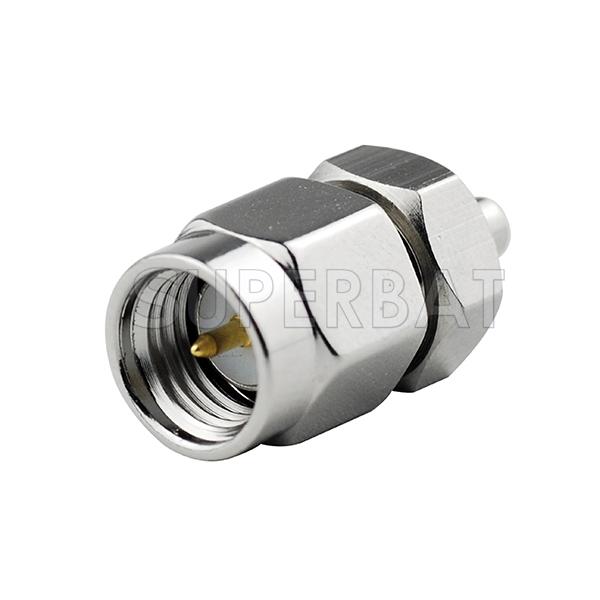 Ts9 Female Jack To Sma Male Plug Adapter Sma To Ts 9 Adapter