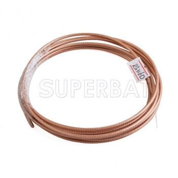 RG Series MIL-C-17 RF coaxial cable RG316D/ 100M