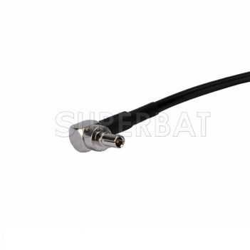 USB modem RF custom cable Assembly CRC9 connector to F Male