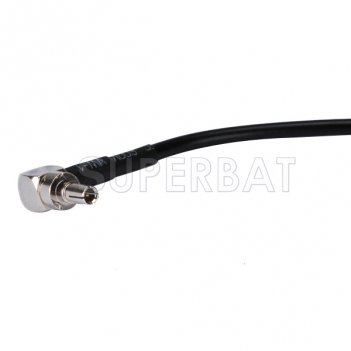 Airtel 3g usb modem RF cable assembly CRC9 to SMA connector RG174 15cm