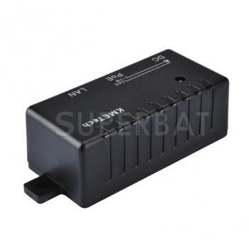 Ubiquiti POE passive injector Wall Mount supply 3V-48V 1A