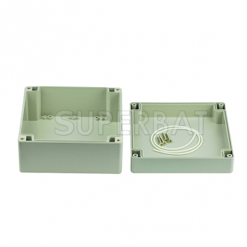 Big Waterproof Plastic Electronic Project Box Enclosure DIY PlC shell 160*160*90