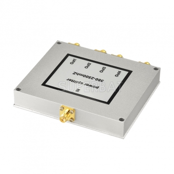 800-2500MHz 4-way Power Divider SMA female connector