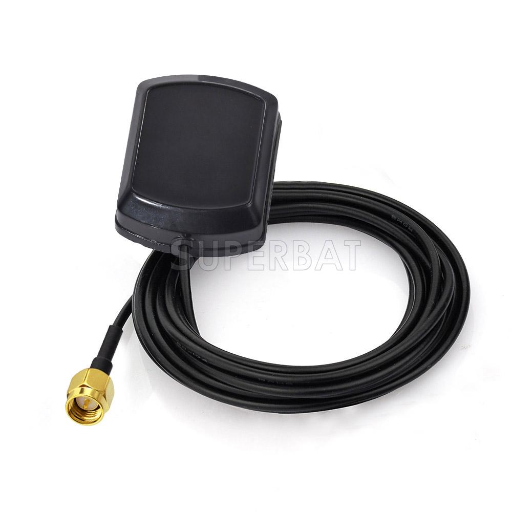 Alliscom GPS Antenna/_Connector SMA Jack Female